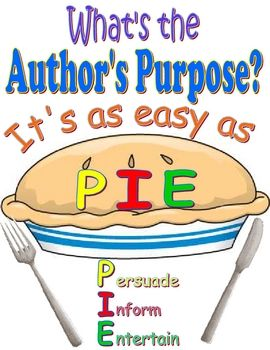 Author clipart purpose. Miracle cyndie mood tone
