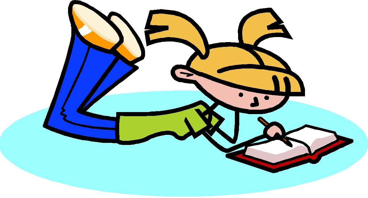 Clip art library . Journal clipart writing