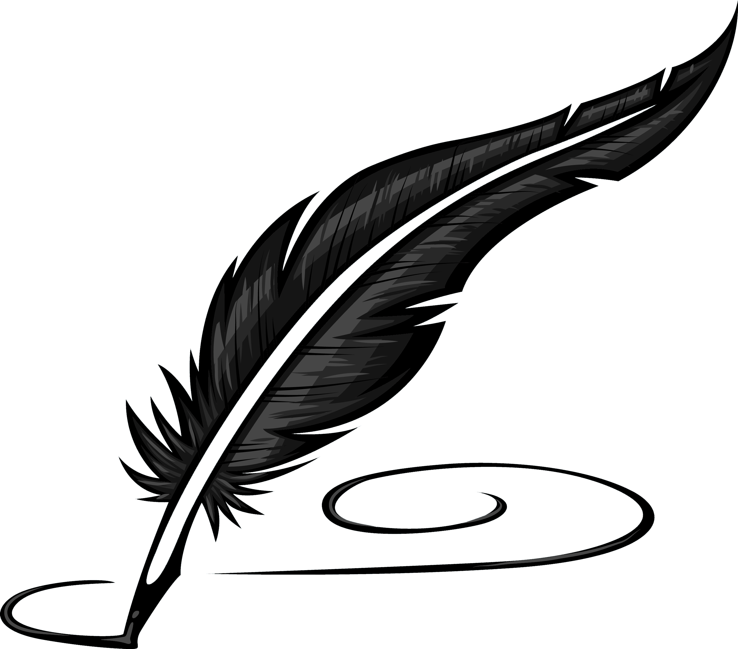 poetry clipart harry potter quill