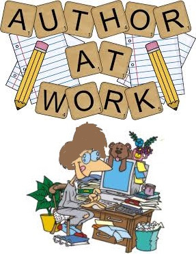 Ask the authors business. Author clipart work