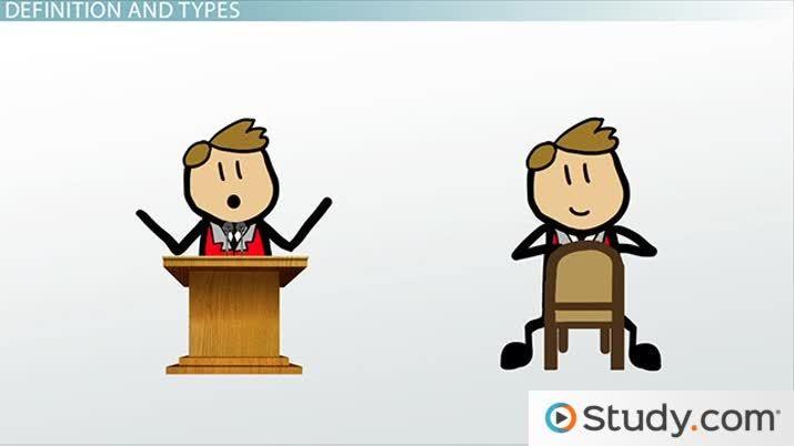 Author clipart written communication. Oral definition types advantages