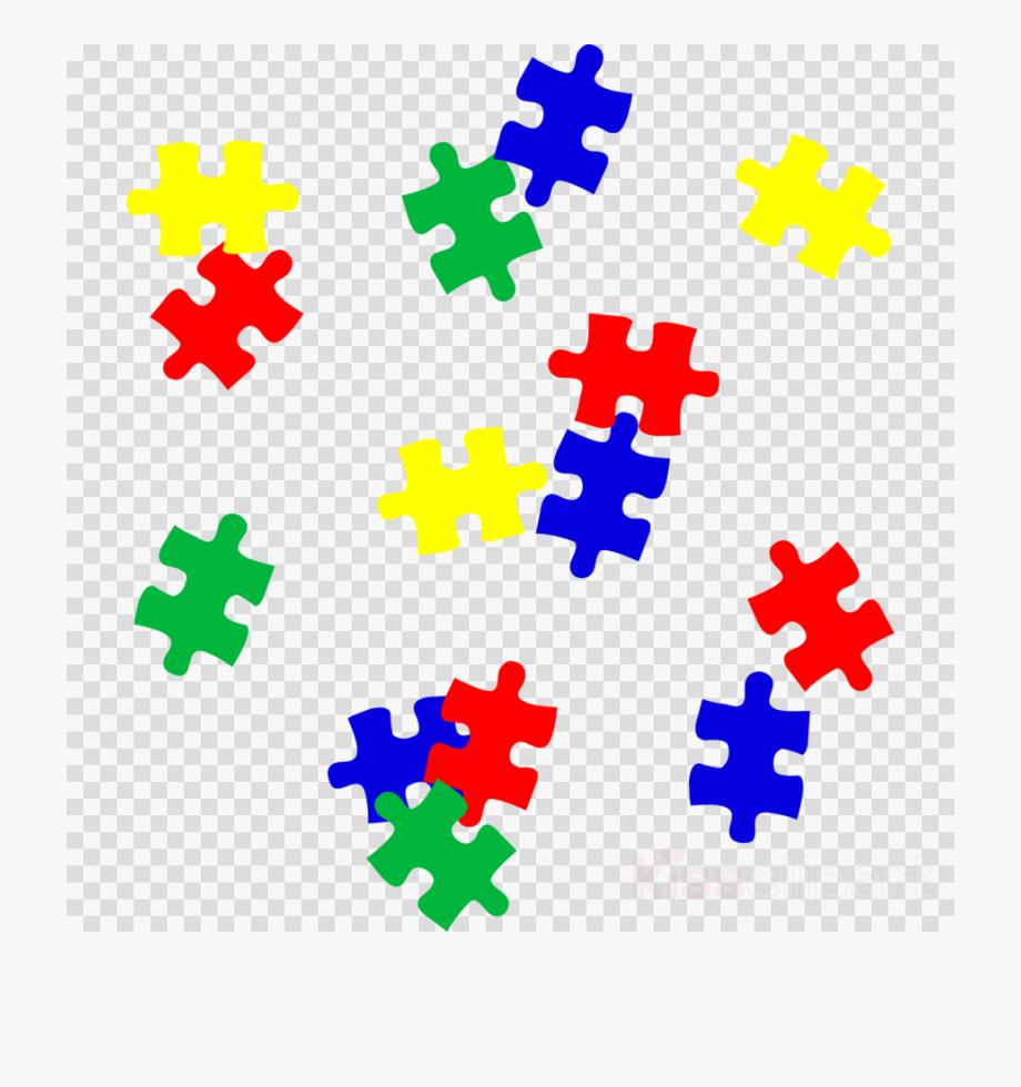 Autism clipart. Puzzle pieces jigsaw puzzles