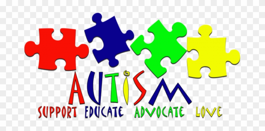 Autism clipart. Image april is awareness