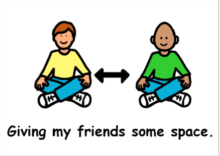 Autism clipart additional need. A social story about