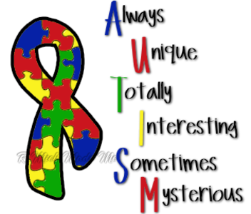 Autism clipart asperger. And awareness campaigns by