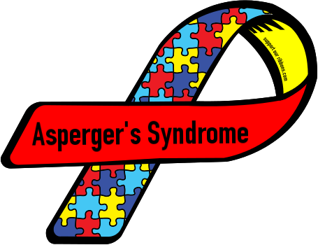 Yellow background text . Autism clipart asperger