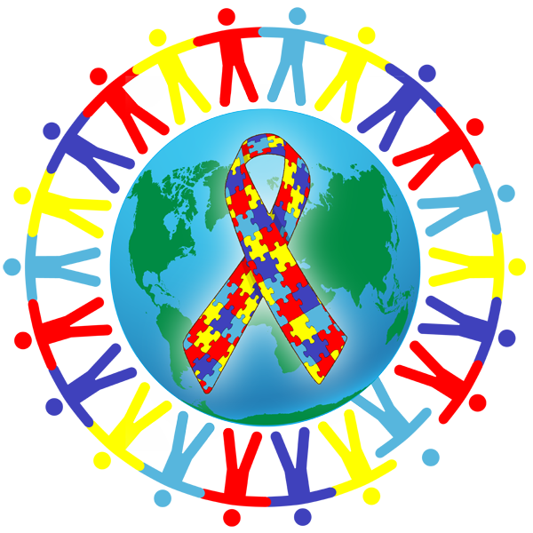 Month coarc. Autism clipart autism awareness