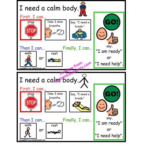 best visual supports. Calm clipart calm hand
