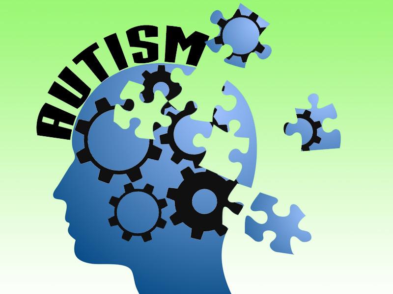 Autism clipart autism brain. Impaired activity explains poor