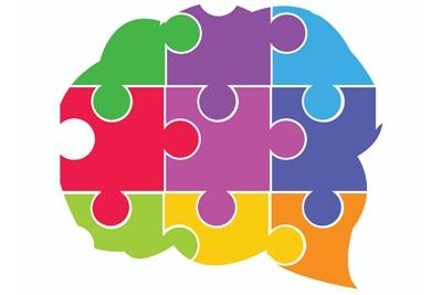 Mercury research alert . Autism clipart autism brain