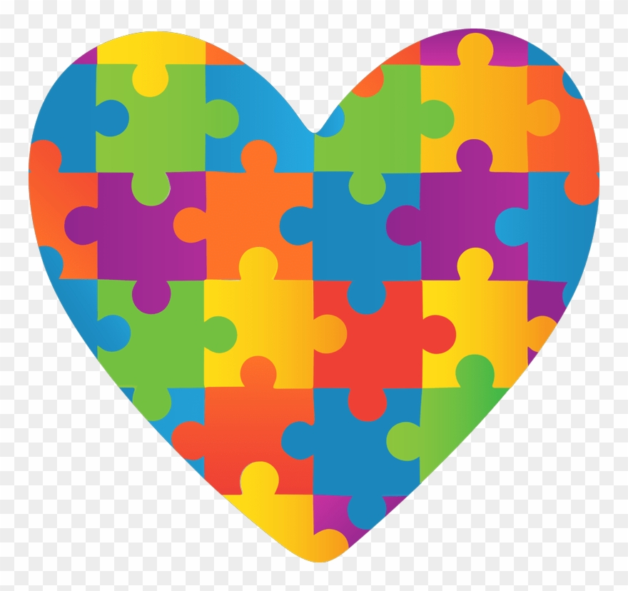 Research april is awareness. Autism clipart autism heart