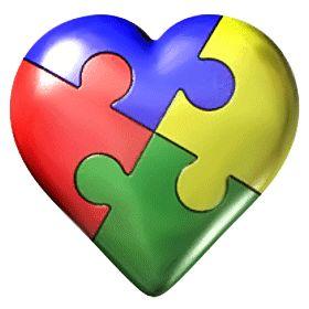 best awareness images. Autism clipart autism heart