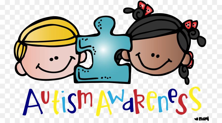 Friendship day world child. Autism clipart autism kid