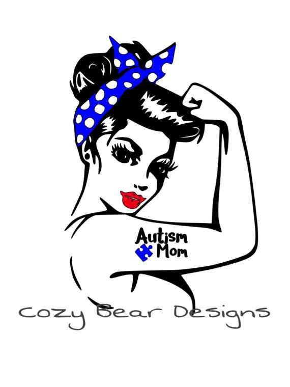 Autism clipart autism mom, Autism autism mom Transparent FREE for