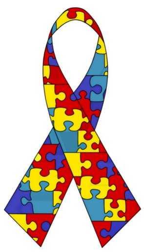 Raising awareness ed gov. Autism clipart autism ribbon