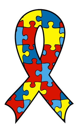 Autism clipart autism ribbon.  collection of awareness