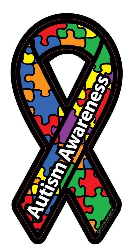 Awareness love car home. Autism clipart autism ribbon