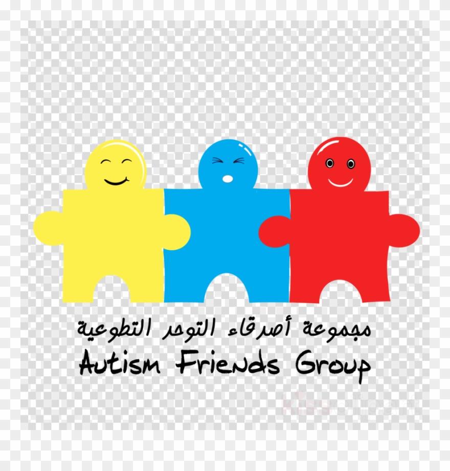 Autism clipart autism spectrum disorder. Friends autistic disorders