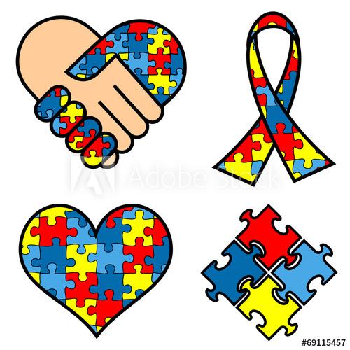 Awareness symbols buy this. Autism clipart autism symbol