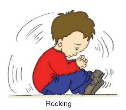 Early signs canada . Autism clipart autistic boy