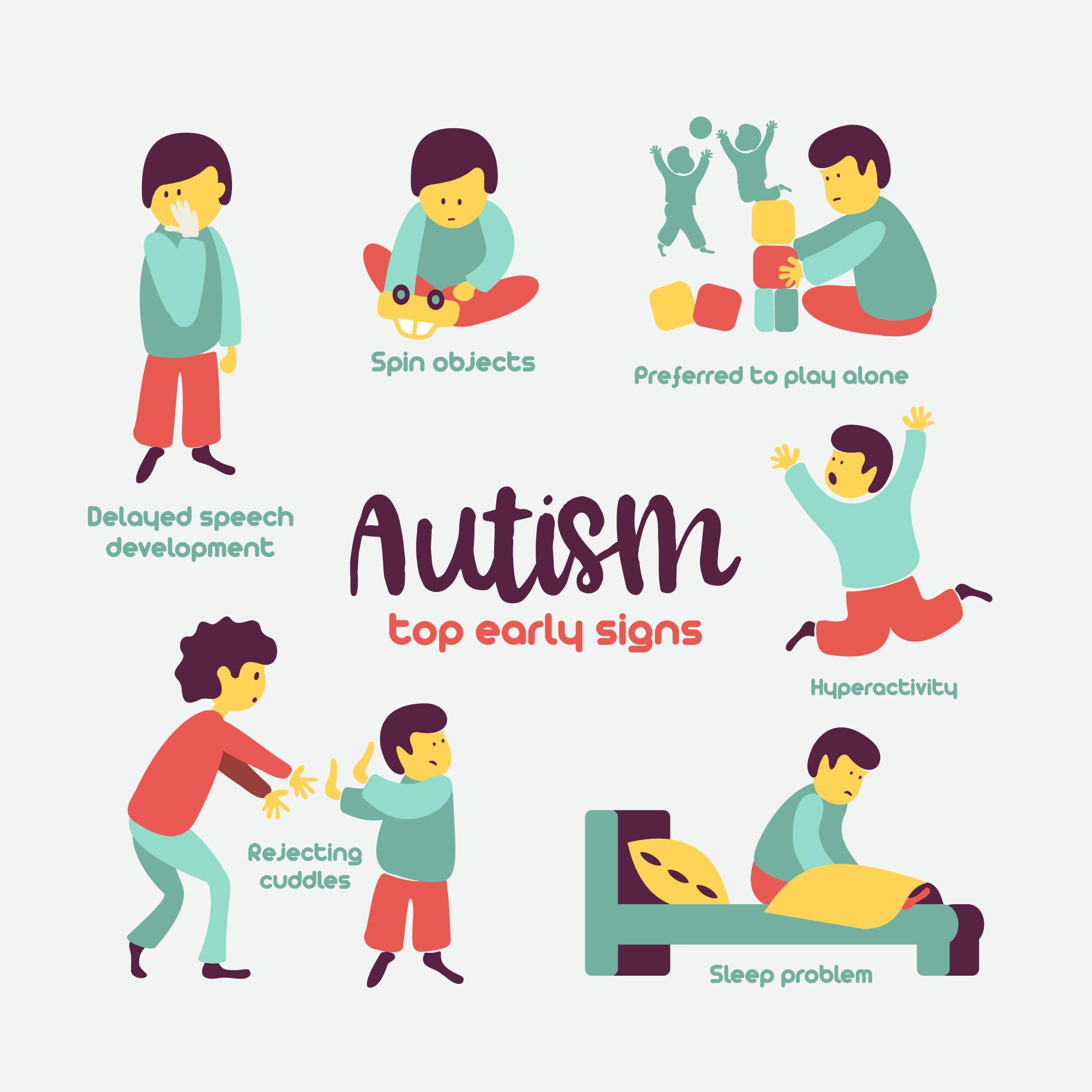 Autism clipart autistic child. Decoding and adhd goqii