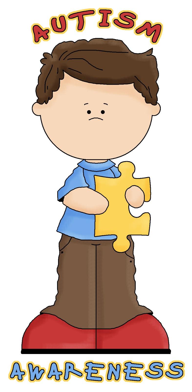 Teacher mom of tips. Autism clipart autistic child