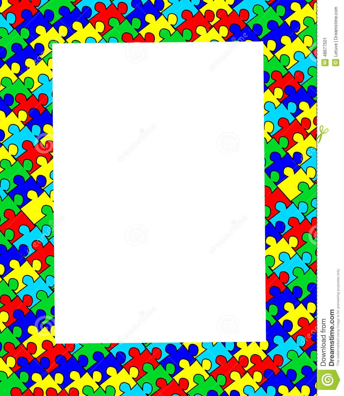 Autism border