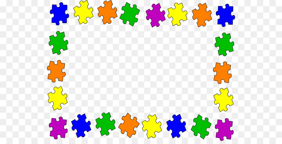 Computer icons clip art. Autism clipart border