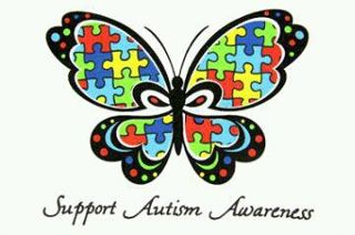 Autism clipart butterfly. Is my superpower gt