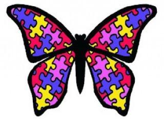 Crackberry com . Autism clipart butterfly