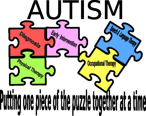 autism clipart characteristic
