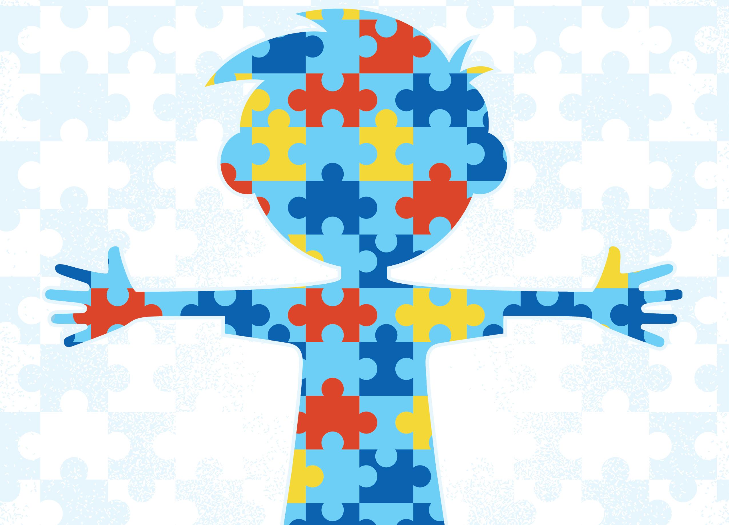 Crispr cas gene editing. Autism clipart characteristic