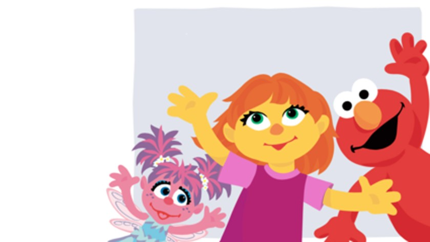 Why sesame street s. Autism clipart characteristic