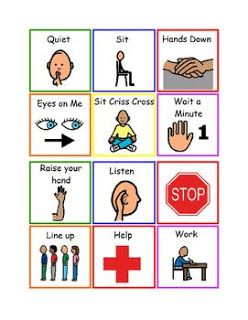 Don t forget the. Autism clipart communication management