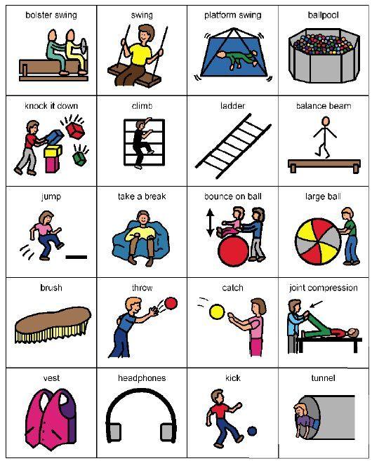 Autism clipart communication problem. D ab c b