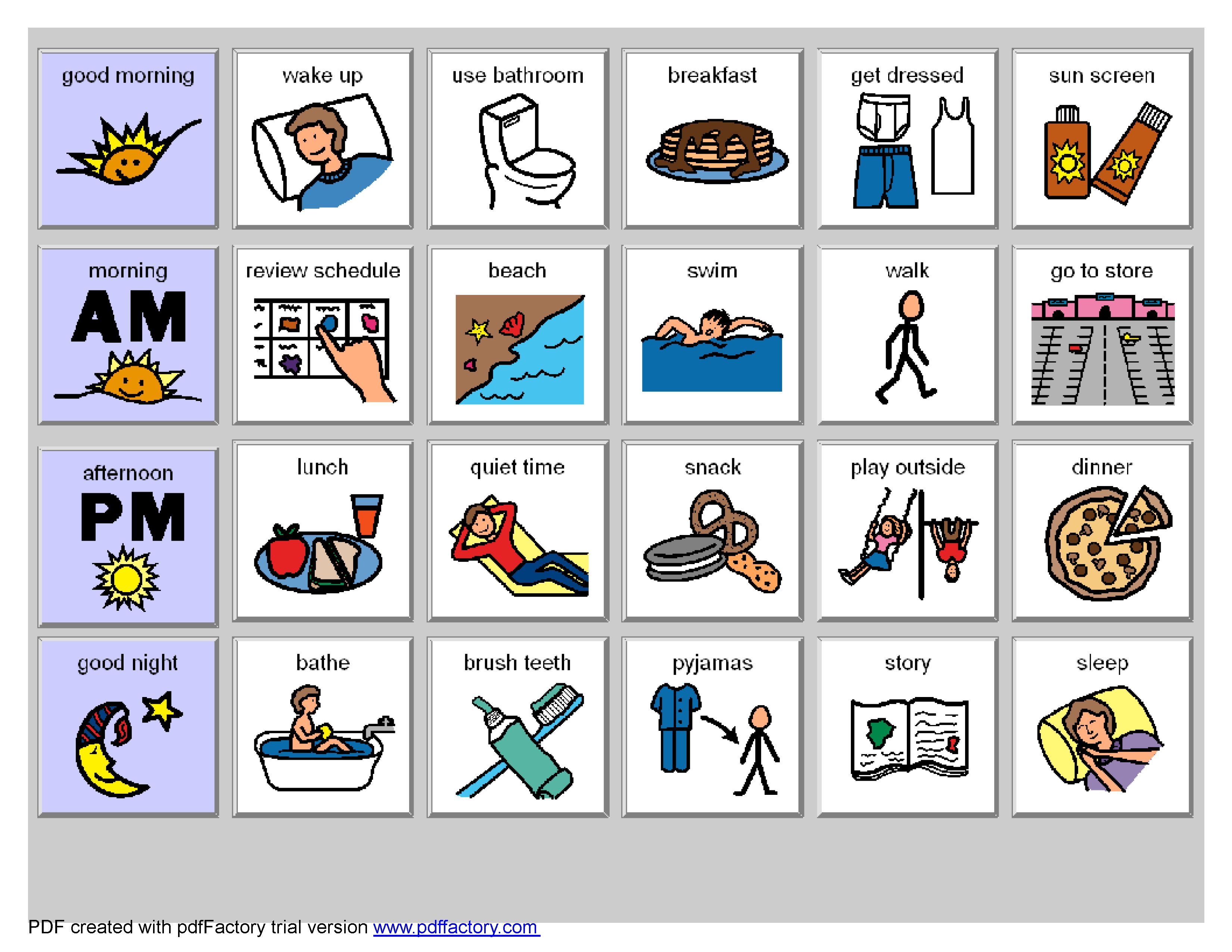 Autism clipart communication problem. Image result for visual