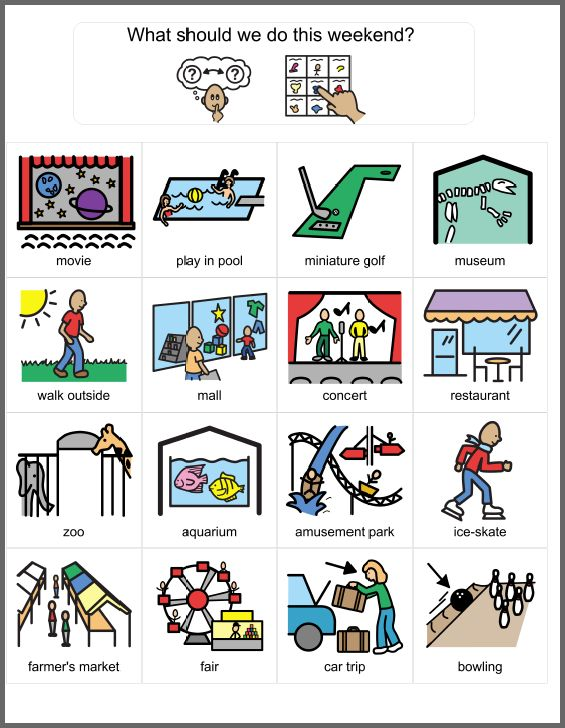 Activities clipart leisure. Living well with autism