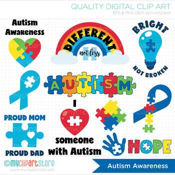 autism clipart file