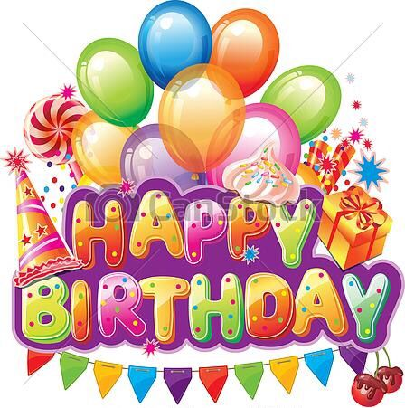 autism clipart happy birthday