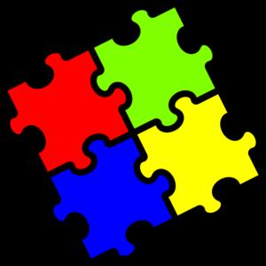 Panda free images autismclipart. Autism clipart jigsaw