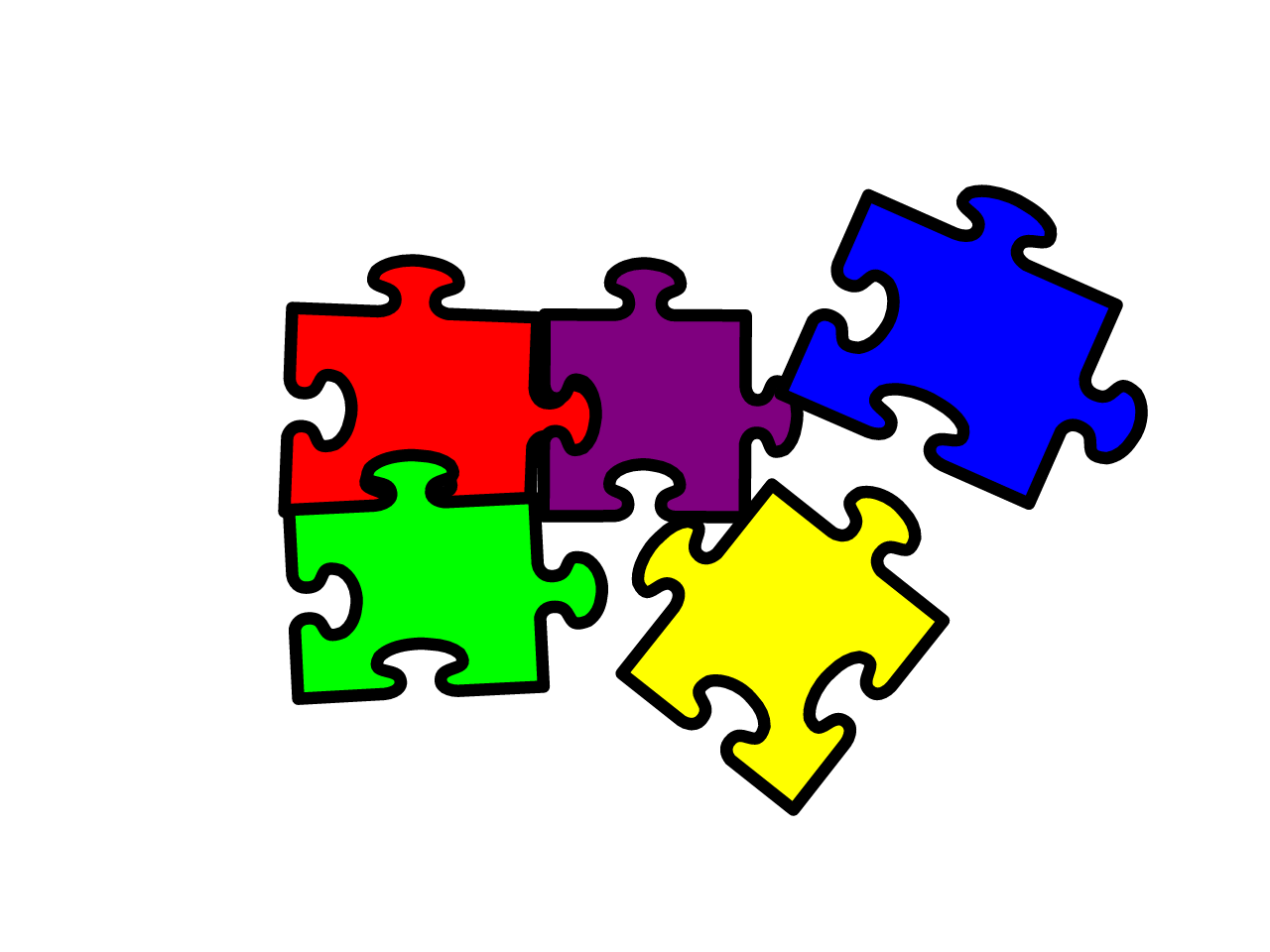 Autism Clipart Jigsaw Autism Jigsaw Transparent Free For