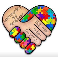 Easterseals ucp north carolina. Autism clipart logo