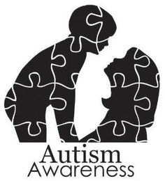 Putting of the puzzle. Autism clipart one piece at time