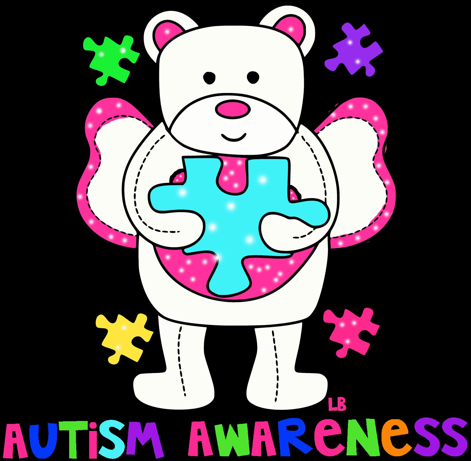 Free printables clipartmansion com. Autism clipart pink