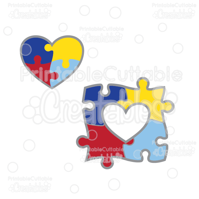 Awareness puzzle free svg. Autism clipart power