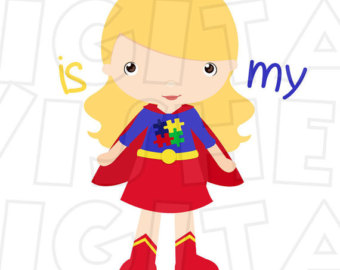 Autism clipart power. Super etsy is my