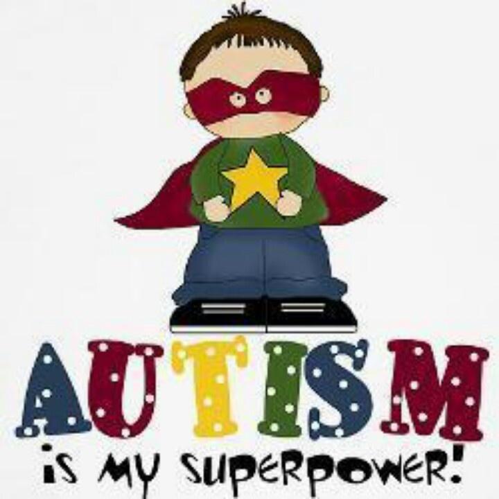 best images on. Autism clipart power