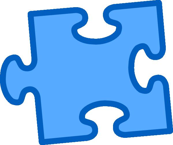 Autism Clipart Puzzle Piece, Autism Puzzle Piece