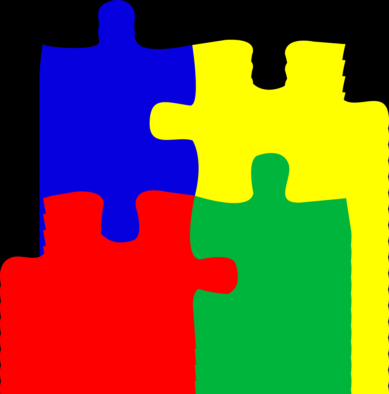 Puzzle clipart business. Free autism cliparts download