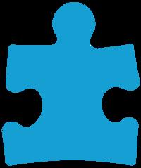 Autism clipart puzzle piece. Png incep imagine ex